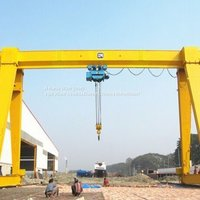 Single Girder Box Type Gantry crane