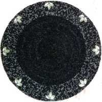 Black Placemats