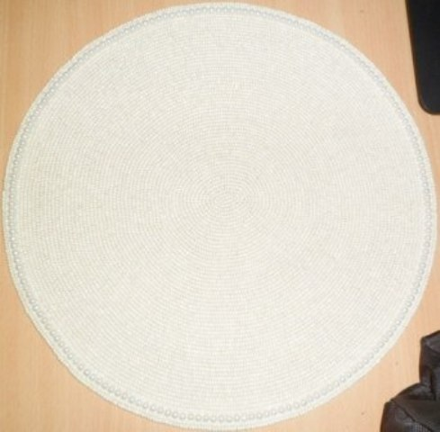 Pure White Placemats
