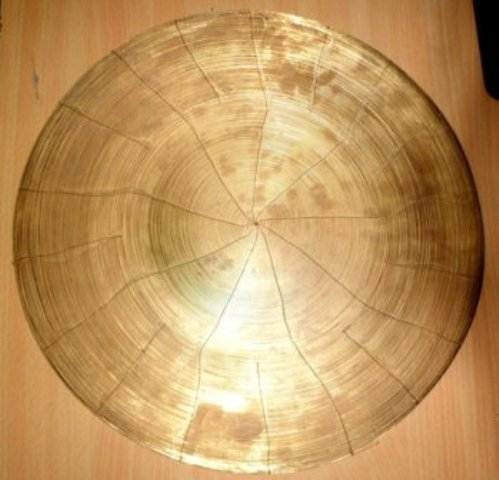 Copper Wire Placemat