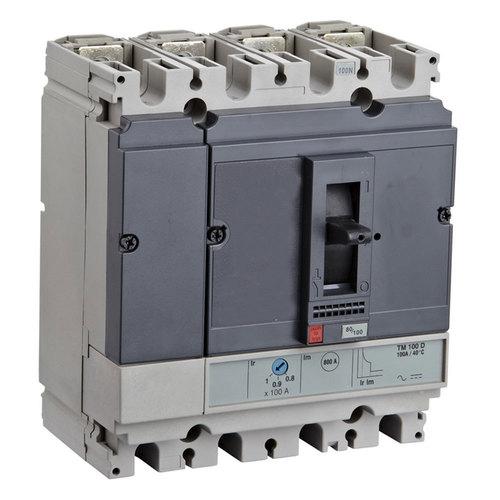 Molded Case Circuit Breakers (MCCB's)