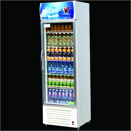 Single Door Beverage Refrigerator