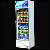 Single Door Beverage Refrigerator