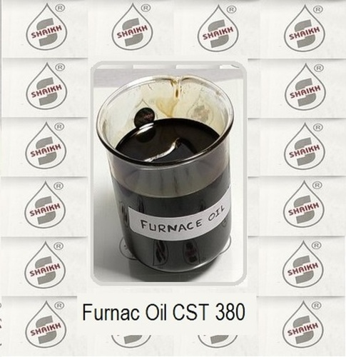 Furnace Oil :Burning Grade HVFO CST 380