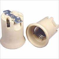 White Ceramic Lamp Holders