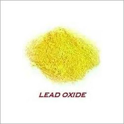 Litharge Lead Oxide