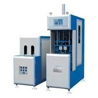 Semi Autometic Pet Blow moulding Machine