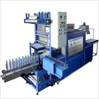 Semi Automatic Bulk Shrink Machine