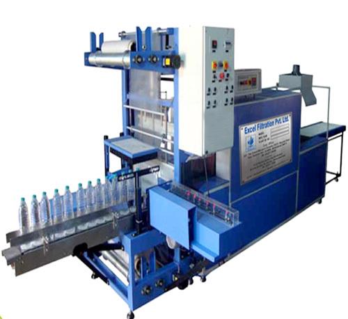 Semi Autometic Group Shrink Machine