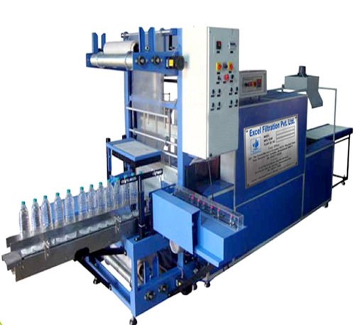 Fully Autometic Group Shrink Machine