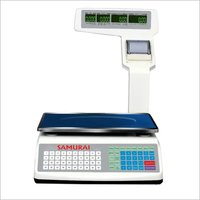 Cash weighing Scale