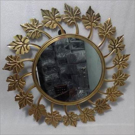 Iron Mirror Frames