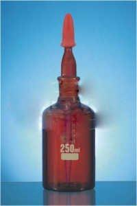 Amber Dropping Bottles, Boro 3.3