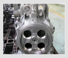 ALCO 251+ Bare Cylinder head
