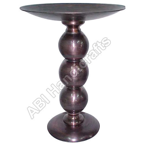 Brass Bird Bath Copper Antique