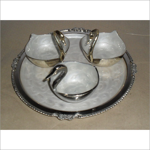 Aluminum Handicraft Bowls