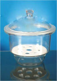 Dessicator with Lid, Plain