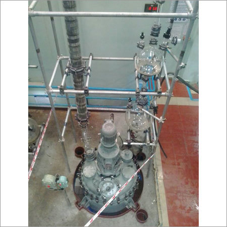 Glass Distillation Assembly