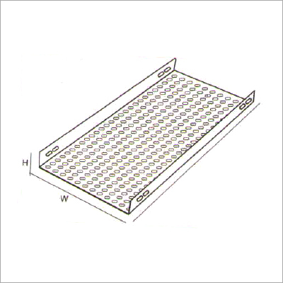 Straight Length Cable Tray