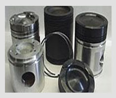 EMD Pistons and Rings