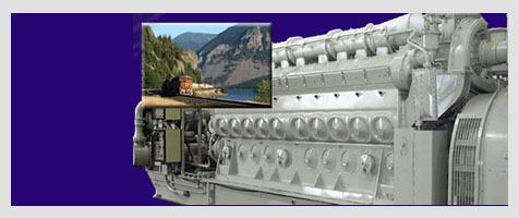 EMD Engine Parts