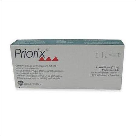 Priorix Vaccine Injection