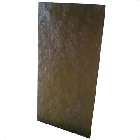 Lime Stone Leather Finish