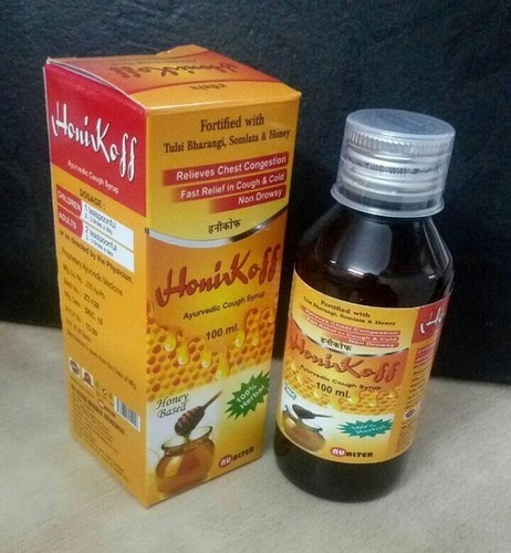 COUGH,COLD,BRONCHITIS & RESPIRATORY DISORDERS SYRUP