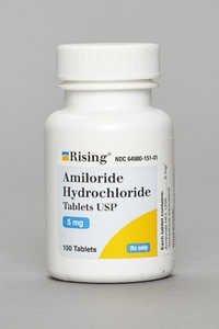 Amiloride+Hydrochlorothiazide