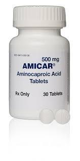 Aminocaproic Acid Tablets