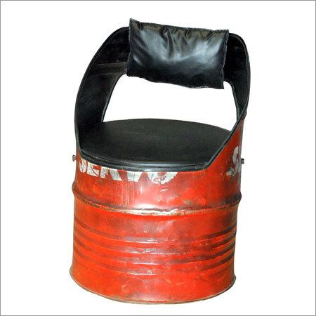 Barrel Long Chair