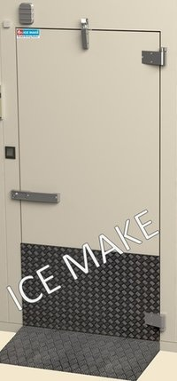 Flush Type Big Door