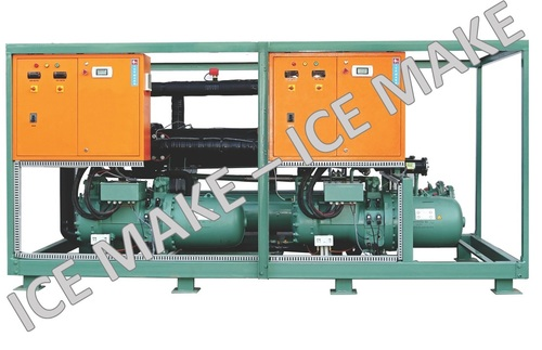 Screw Type Modular Chiller