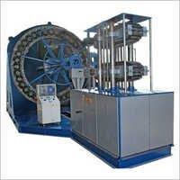 Horizontal Wire Braiding Machine