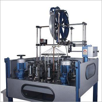Vertical Wire Braiding Machine Manufacturer in Ahmedabad, Vertical ...