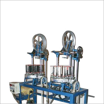 Bench Driven Braiding Machine