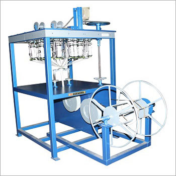 Inverted Ceramic Rope Braiding Machine