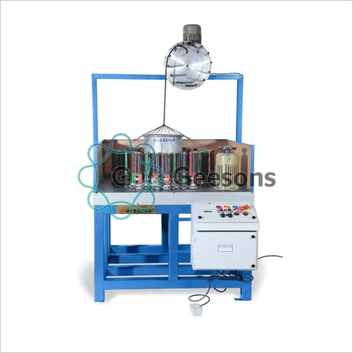 Harness Braiding Machine