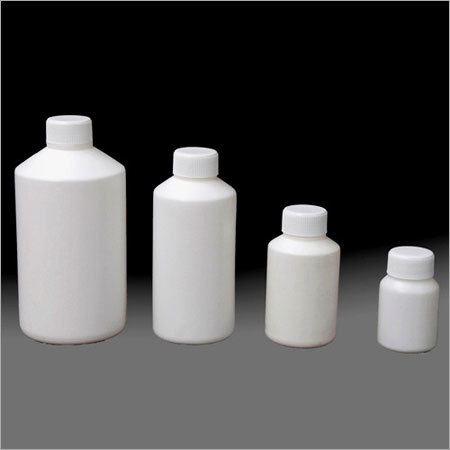 U Shape HDPE Bottle