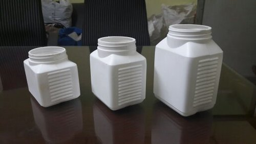 Wide Mouth HDPE Bottle