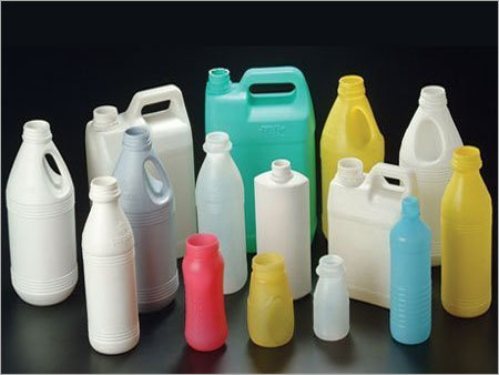 Blow Moulding HDPE Bottle