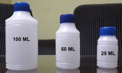 PVC Solvent Cement HDPE Bottle