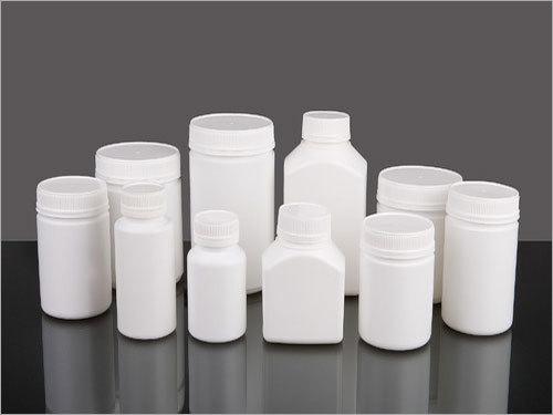 HDPE Pharmaceutical Bottle