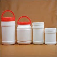 Wide Mouth HDPE Container