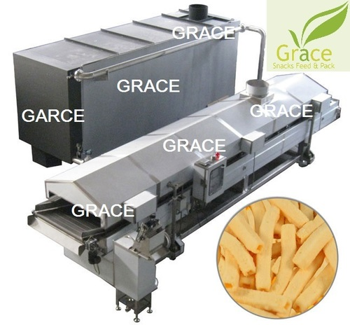 Automatic Snack Food Fryer