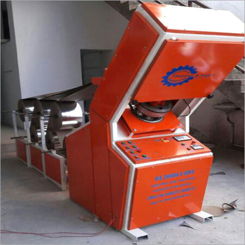 Auto Hydraulic Wrinkle Paper Plate Making Machine
