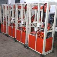 Paper Plate Making Machine Single Dai