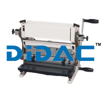 Sheet Metal Hand Roller Machine
