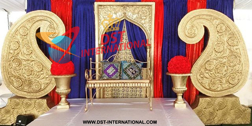Muslim Stage Carry Decoration
