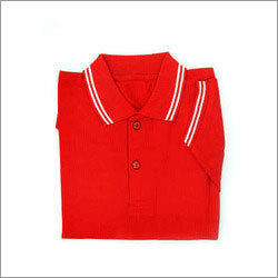 School Uniform Red T-shirts